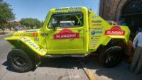 El Rastrojero ya está listo para el Dakar 2018