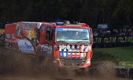 El equipo de bomberos Firemen Dakarteam ya está listo para el Dakar 2018
