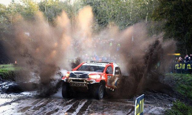 El Dakar Preproloog se largó con todo en Holanda
