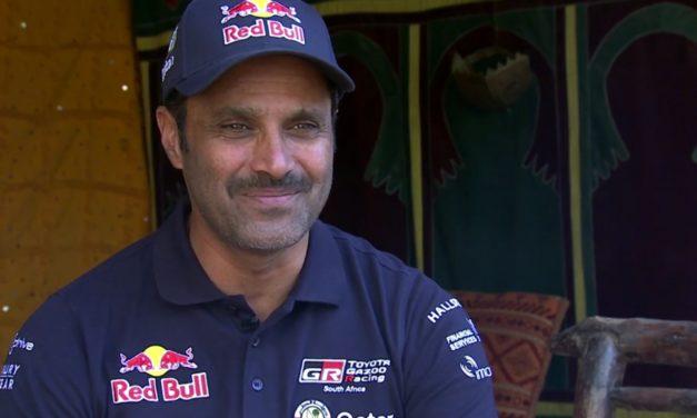 """Al Attiyah: """"Quiero darle a Toyota su primer Dakar"""""""