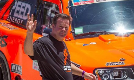 Robby Gordon no estará en el Dakar 2018