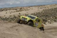 Los argentinos que correrán el Dakar 2018
