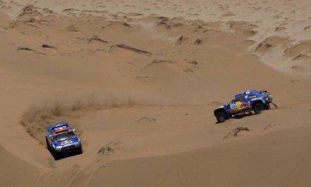 Al Attiyah VS Carlos Sainz, la batalla más recordada del Dakar en Sudamérica