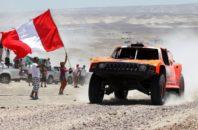 Dakar 2018: 21 vehículos representarán a Perú