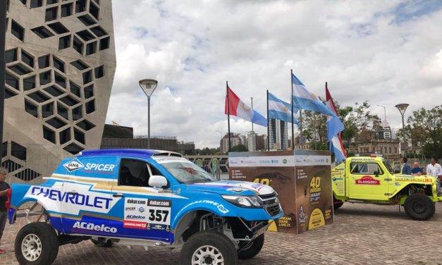El Dakar 2018 fue presentado en Córdoba