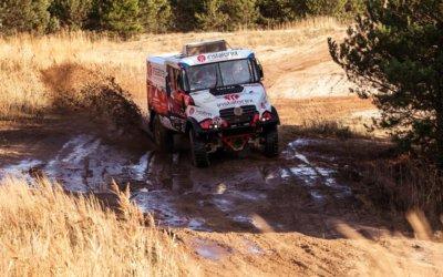 El Team Loprais de Tatra también apunta al Dakar 2018