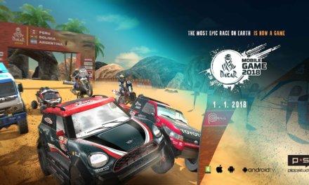 El nuevo videojuego del Rally Dakar 2018