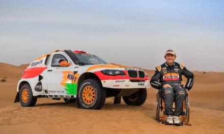 """Isidre Esteve: """"Mi discapacidad ya no me impide ser competitivo de verdad"""""""