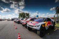 La lista de inscriptos para el Dakar 2018