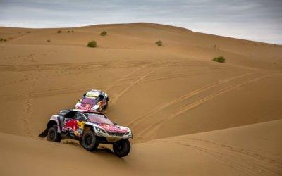 El Silk Way Rally 2018 comenzará en China