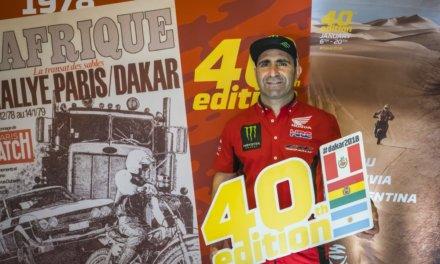 Preocupación por el estado de Paulo Gonçalves de cara al Dakar 2018
