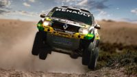 Renault Sport presenta dos Duster para el Dakar 2018