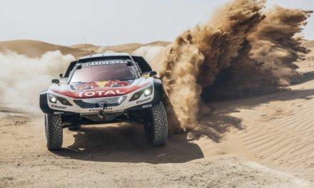 Red Bull da a conocer sus representantes del Desert Wings