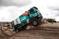 The Dutch will have 24 vehicles on 2018 Dakar Rally