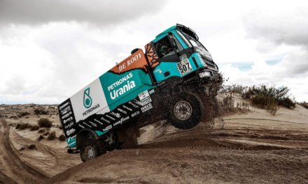 The Dutch will have 26 vehicles on 2018 Dakar Rally