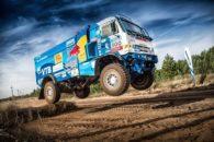 Conoce al equipo, la tripulación y las máquinas de Kamaz para el Dakar 2018