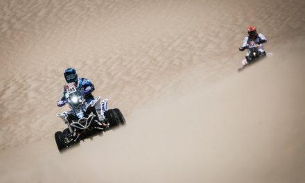 Cavigliasso logra su primera victoria en Rally Dakar, mientras Kariakin dice adiós