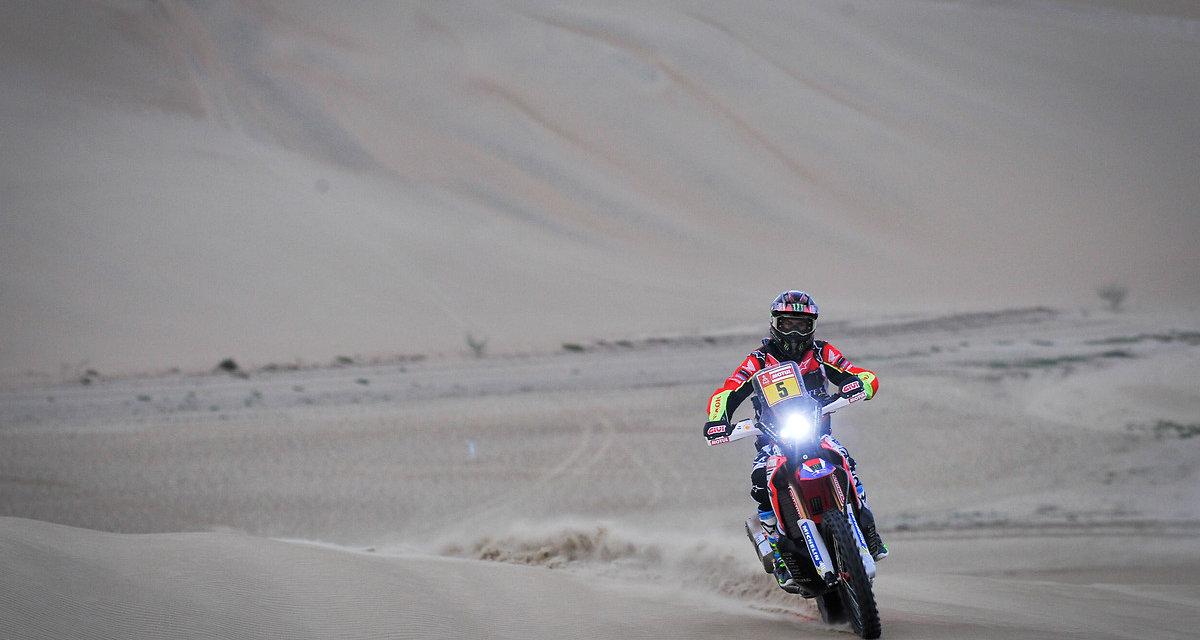 Dakar 2018: Joan Barreda gana la séptima etapa en Motos