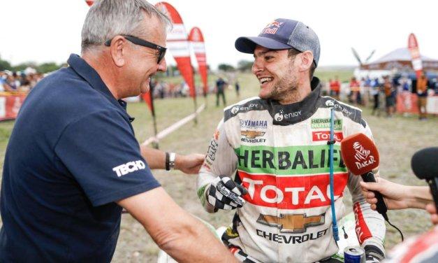 Casale se quedó con la última etapa y el título del Dakar 2018