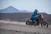 Adrien Van Beveren sufrió un durísimo accidente y abandona el Dakar 2018