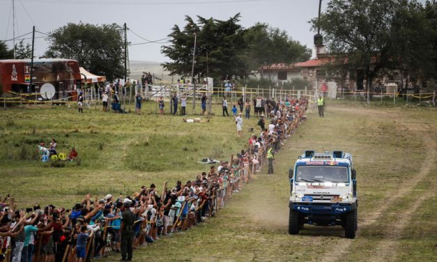 Eduard Nikolaev ganó su segundo Dakar consecutivo