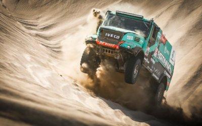 El Dakar 2018 llegó a la Argentina