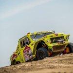El Rastrojero marcha 27º en el Dakar 2018 y logra su mejor participación
