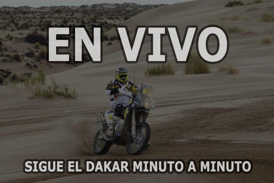 Dakar 2018 en Vivo