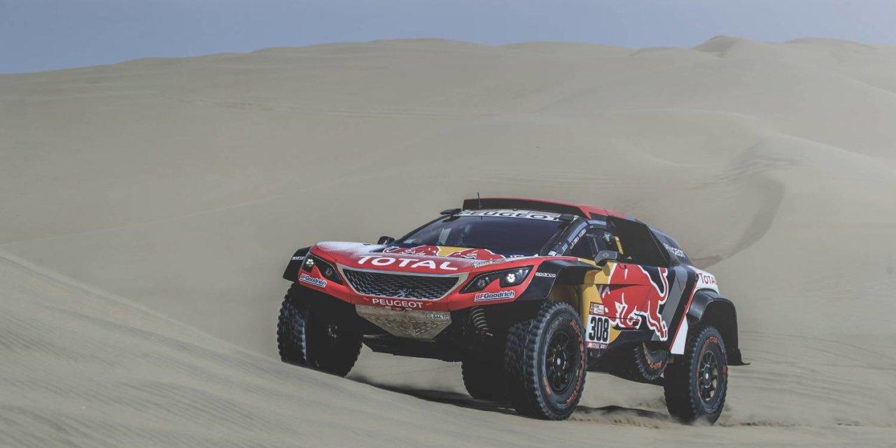 Despres triunfó en la segunda etapa del Dakar 2018