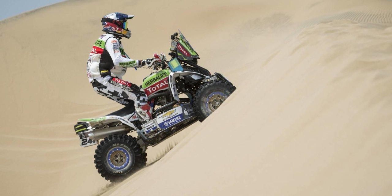 Casale repite victoria en la segunda etapa del Dakar 2018