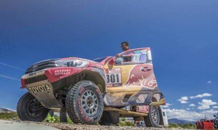 Las mejores imagenes de la Etapa 12 del Rally Dakar 2018