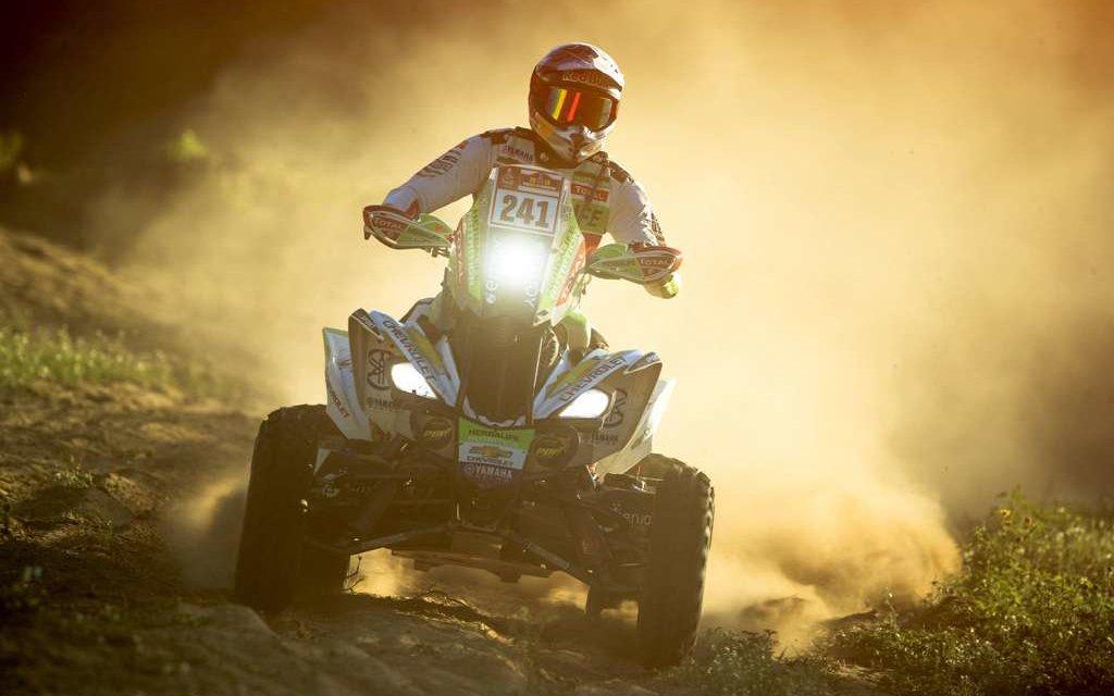 Las mejores fotos de la etapa 13 del Dakar 2018