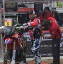 Paulo Gonçalves posó con su Honda: ¿Correrá el Dakar 2018?
