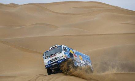 Previa Dakar 2018: Kamaz e Iveco vuelven a ser los principales candidatos en camiones