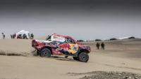 Nasser se impone con determinación sobre Peugeot en la etapa 3