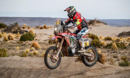 Barreda Bort y Svitko abandonan el Dakar 2018