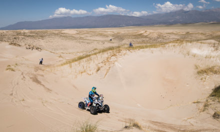 Cavigliasso triunfó por segunda vez en el Dakar 2018