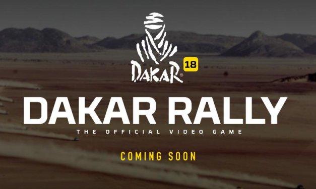 Se viene el videojuego oficial del Rally Dakar para PS4, Xbox One y PC
