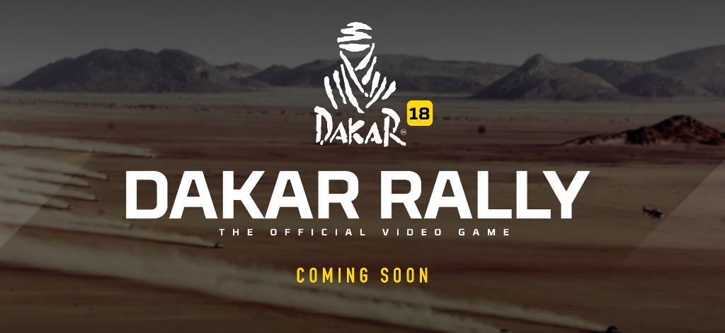 se viene el videojuego oficial del rally dakar para ps4 xbox one y pc somos dakar. Black Bedroom Furniture Sets. Home Design Ideas