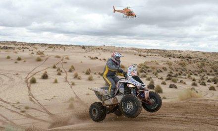 Quads: el campeón Sergei Kariakin fuera del Dakar 2018