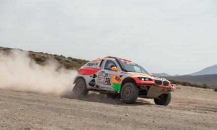 Lo mejor de la etapa 10 del Dakar 2018 en imágenes