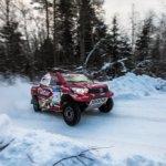 Al-Attiyah comienza la temporada de la mejor manera en la Baja Russia