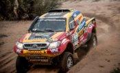 """En Ecuador suena muy fuerte la frase """"Dakar 2019"""""""