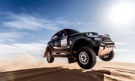 Presentación Mini JWC – Dakar 2017