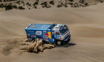 Presentación Kamaz – Dakar 2017