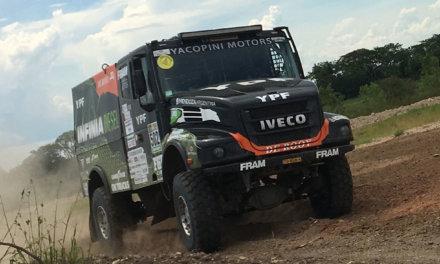 Presentación Iveco – Dakar 2017