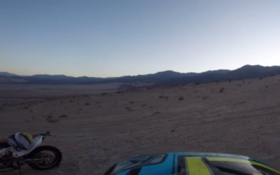 El abandono de Chris Cork en el Dakar 2016: la lucha entre el hombre, la máquina y la naturaleza