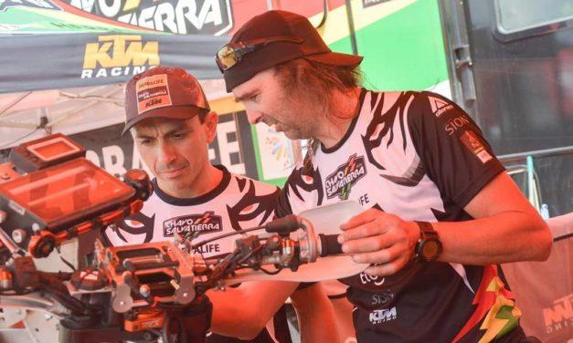 Las fotos de la primera jornada de verificaciones técnicas del Dakar 2018