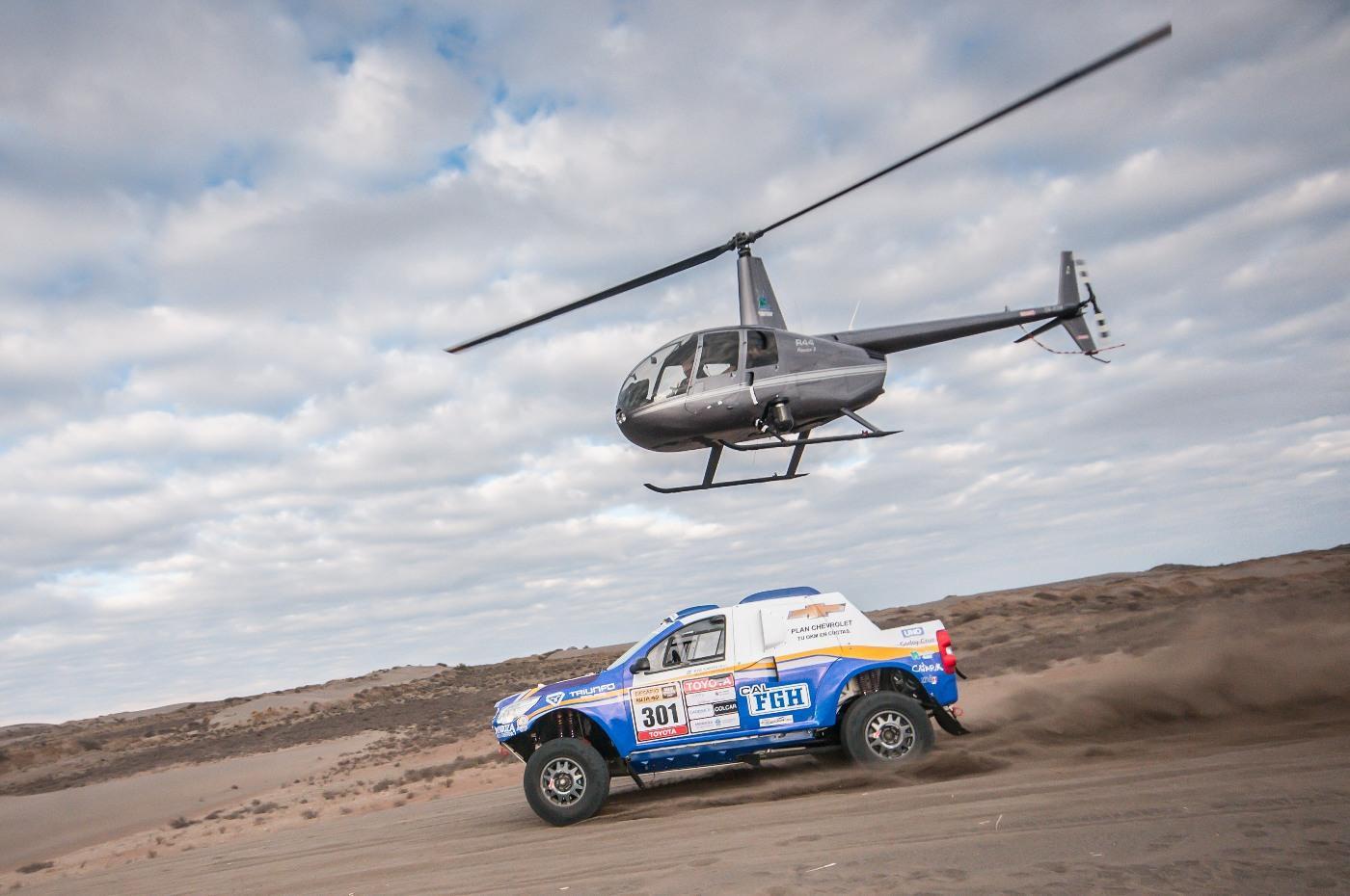 Esta semana comenzará el Campeonato Argentino de Rally Cross Country 2018