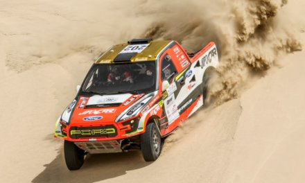 Las mejores fotos del Rally Cross Country en Qatar